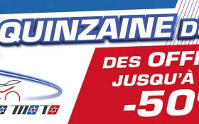QUINZAINE DU CASQUE